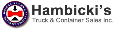 Hambicki's Truck & Container Sales Inc.