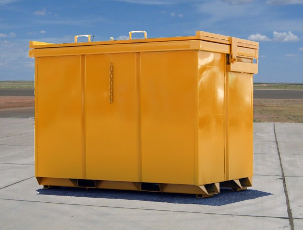 Scrap Recycling Container
