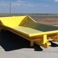 Roll-Off Concrete Washout Container