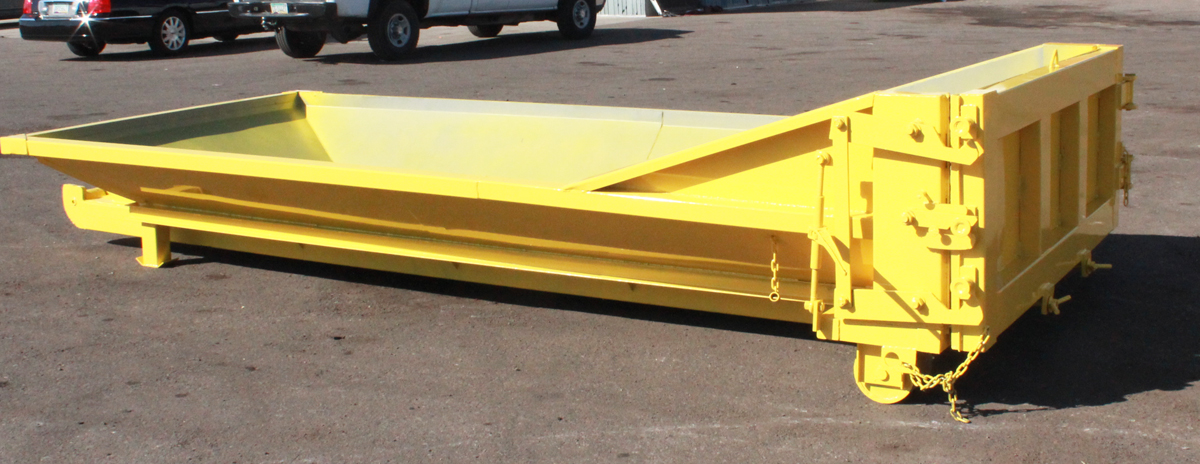 Roll Off Concrete Washout Container Hambicki S Truck